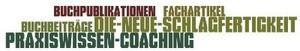 Unsere Publikationen zu Coaching, Training, Schlagfertigkeit, uvm.